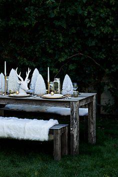escadinavo con mesa cenital