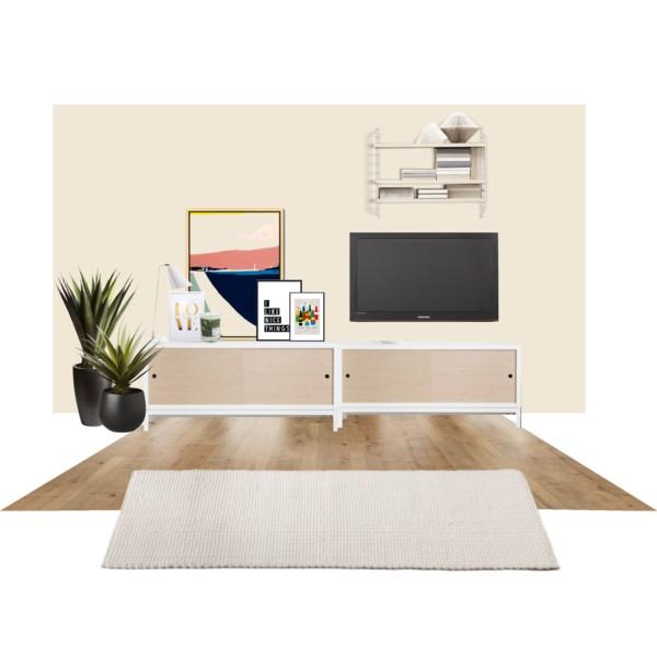 Mueble TV opción 2